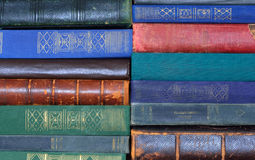Old Books Background royalty free stock photography