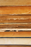 Old books backround Royalty Free Stock Image