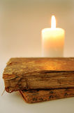 Old Books by the Candle