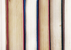Old books, close up Royalty Free Stock Photos