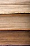 Old books closeup Royalty Free Stock Photo