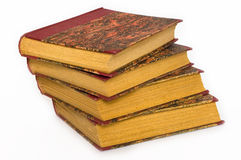 Old books. Royalty Free Stock Photos