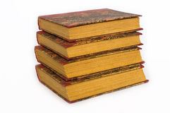Old books. Royalty Free Stock Image