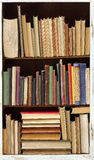 Old books in library Stock Image