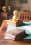 Old books. Stock Photography