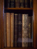 Old books in a old library Royalty Free Stock Photos