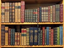 Old books, Oxford Stock Image
