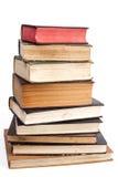 Old Books Pile Stock Photos