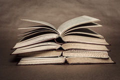 Old books. Royalty Free Stock Images