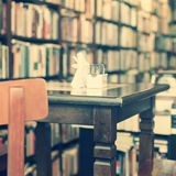 Old Bookstore Royalty Free Stock Photography