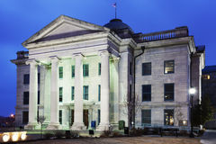 Old Boone County Courthouse in Columbia Stock Photos