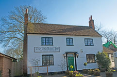 The old boot Inn Royalty Free Stock Images
