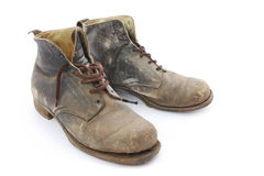 Old Boots Stock Image