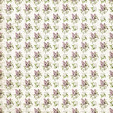Old botanic floral wallpaper Stock Photos