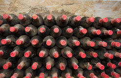 Old bottles Royalty Free Stock Photos