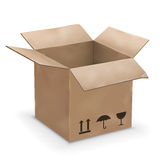 Old box Stock Photography