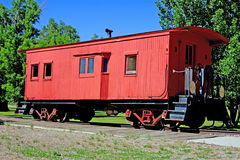 Old boxcar Stock Photos