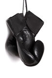 Old boxing glove Stock Photography
