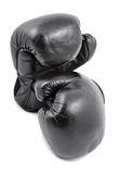 Old boxing-gloves Royalty Free Stock Image