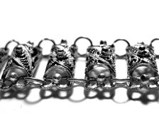 Old Bracelet 2 Royalty Free Stock Photography