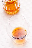 Old Brandy de Jerez Royalty Free Stock Image