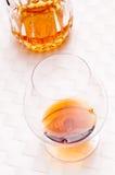 Old Brandy de Jerez Royalty Free Stock Image