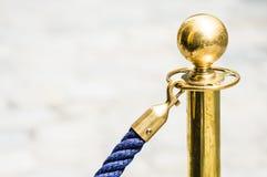 Brass pole Stock Photos