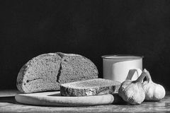 Old bread Royalty Free Stock Images