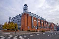 Old brewery in Poznan, Poland Royalty Free Stock Photo