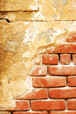 Old brick Royalty Free Stock Photos