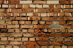 Old Brick Background Stock Image