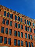 Old brick building Royalty Free Stock Photography