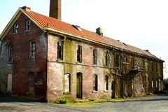 Old Brick Building Royalty Free Stock Images