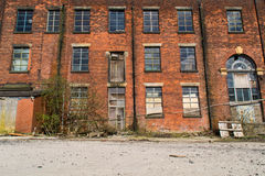 Old brick building. Stock Photography
