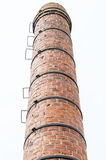 Old brick chimney Stock Images