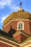 Old Brick Church Royalty Free Stock Photography