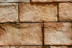 Old brick or concrete wall Royalty Free Stock Image