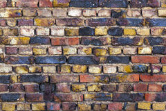 Old Brick Facade Royalty Free Stock Images