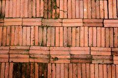 Old brick floor Royalty Free Stock Photos