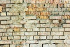Old brick masonry Stock Photo