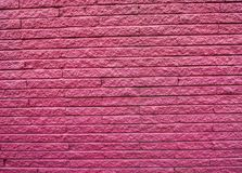 Old brick red brick wall for a background Stock Photo