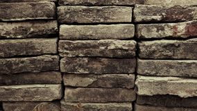 Old brick stack background   stock images