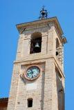 Old brick steeple Stock Image