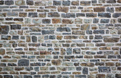 Old brick or stone wall Royalty Free Stock Image