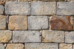 Old brick stone wall Stock Photo