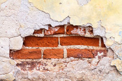 Old brick surface Royalty Free Stock Photography