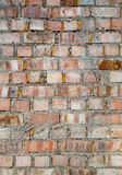 Old brick surface background Royalty Free Stock Image