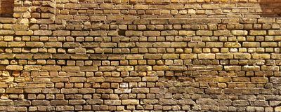 Old brick texture Royalty Free Stock Photos