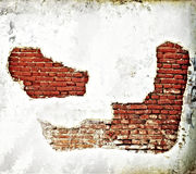 Old brick in Thailand. Old brick backgrounds texture grunge in old city Thailand royalty free stock photography