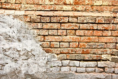 Old brick wal Stock Photography